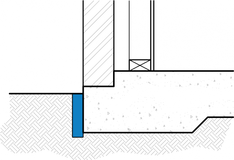 Polarboard Thermal Insulation for Slab Edge Applications