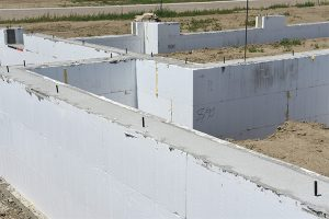 Polarboard Thermal Insulation for Rendered External Wall Applications