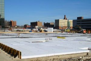 Polarboard Thermal Insulation for Under Slab Applications