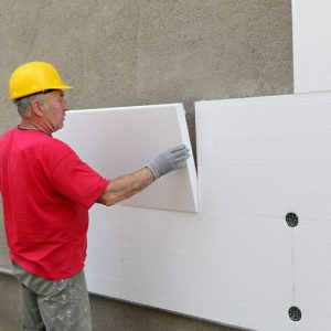 POLARBOARD Wall Insulation Render